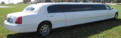 Super-Stretch 12 Passenger Limousine